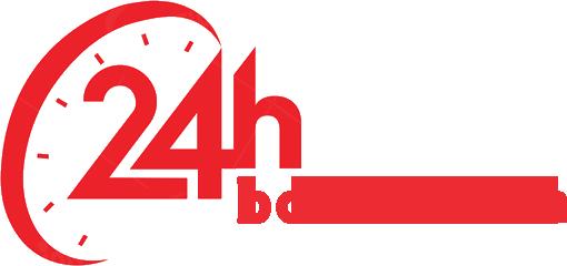logo tin bất động sản 24h