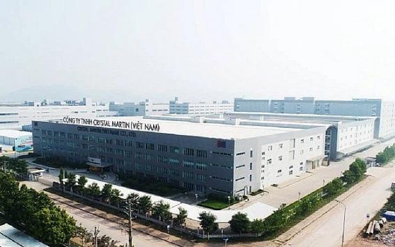 bất động sản công nghiệp bắc giang