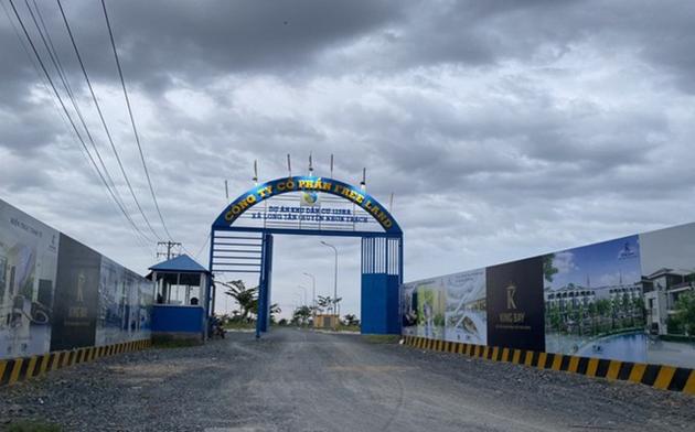 dự án kingbay long tân 125ha freeland